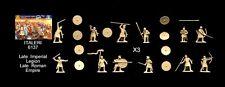 1/72 Italeri 6137 Ancient Roman Late Imperial Legion toy soldiers  MIB