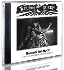 STORMQUEEN- Raising The Roof NWoBHM legend LIM.CD ala ANGEL WITCH,PRAYING MANTIS