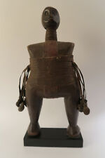 Statue ancienne antique Cameroun Tchad 1950 Africain