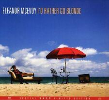 Eleanor McEvoy - I'd Rather Go Blonde [New SACD]