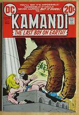 "DC Comics ""KAMANDI"" THE LAST BOY ON EARTH  # 7, Photos Show Great Condition"