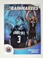 2019-20 Donruss Optic Rainmakers #5 Bradley Beal - Washington Wizards