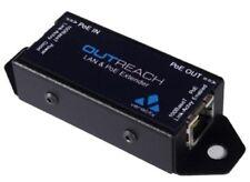 Veracity Outreach Ethernet PoE Extender VOR-OR VOR-OR01 Repeater Cat5e