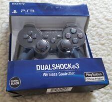 Original Sony PS3 Wireless Controller Playstation Dualshock Sixaxis NEU OVP
