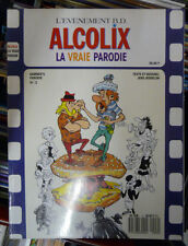 alcolix la vraie parodie gamber's parodie 2 jens jeddeloh editions saga