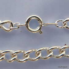 """Charm bracelets wholesale Silver plated 7.5"""" multiples of 50. Bolt ring clasp."""
