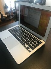 """Apple MC505B/A MacBook Air A1370 11.6"""" Laptop Silver Perfect Working Condition"""
