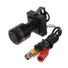 HD 700TVL CMOS 2.8-12mm Zoom Lens Mini CCTV Security Camera Audio DIY Video Hot
