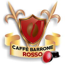 200 Capsule caffè Barrone miscela Rossa cialde compatibili Lavazza A Modo Mio