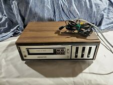 Sound Design 4840c Stereo 8 Track Player, Works!