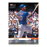 2019 Topps Now Pete Alonso RC #541 Pinch hit HR Sets Mets Rookie RBI Record PS