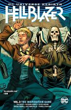 HELLBLAZER VOL #3 THE INSPIRATION GAME TPB Collecting Issues #13-18 Rebirth TP