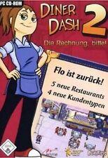 DINER DASH 2 Restaurant Simulation Deutsch BRANDNEU