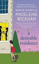 A Desirable Residence by Madeleine Wickham (2012, Paperback)
