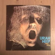 URIAH HEEP Very 'eavy Very 'umble GERMAN Vinyl LP EXCELLENT CONDITION