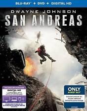 San Andreas (Blu Ray