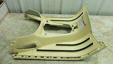 09 Vespa GTV 250 GTV250 Scooter bottom foot rest floor board cover