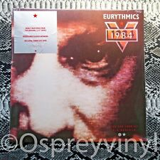 Eurythmics 1984 limited 180gsm Red vinyl album RSD 2018 Big Brother