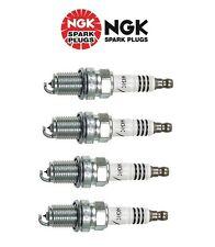For Saab 900 Set of 4 Pre-Gapped Iridium IX Resistor Spark Plugs NGK 5690