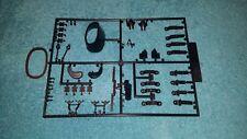 Honda RA273 Tamiya 1/12 12032 Sprue H: Front Cowling Parts, Front Suspension