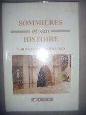 Gard: Sommières et son histoire: Vidourle et vidourlades, N°12, 2004, BE