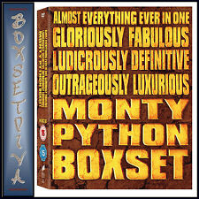 MONTY PYTHON - ALMOST EVERYTHING *BRAND NEW DVD BOXSET*