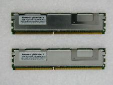 4GB 2x 2gb DDR2 PC2-5300 667MHz Dell Precision T5400 FB-DIMM Server Memory RAM