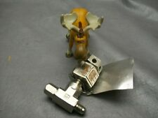 """Oseco Rapture Disk Holder 1/2""""F Type Standard Max Pressure 15000 316 Stainless N"""