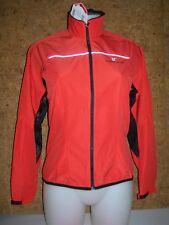 VESTE running - sport  FEMME- CONCURVE(jairla) windstopper, rouge en 34 (XS)