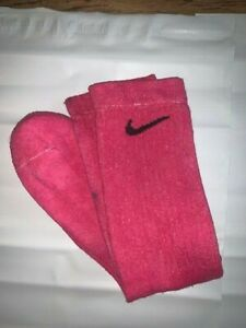 New ONE PAIR of Custom Tie Dye Nike Everyday PLUS Dr-Fit Socks Size L 6 Colors