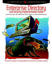 Enterprise Directory and Security Implementation Guide: Designing and Implement