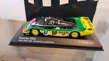 """MINICHAMPS PORSCHE 956L 24HRS LE MANS 1983 #47 """"BP LIVERY"""" - 1:43 430 836547"""