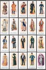1913 Cope Bros. Music Hall Artistes Tobacco Cards Lot of 21