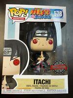 Funko POP Animation Naruto Shippuden 578 ITACHI UCHIHA SPECIAL EDITION
