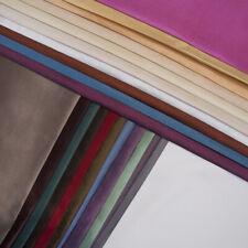 Premium Taffetas tissu Plain/Twotone couleurs pour robes, Ameublement & Craft 60...