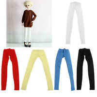 Clothes for 1/4 BJD Dolls Casual Skinny Pencil Pants 45cm Doll Trousers