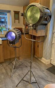 Mole Richardson 570 Lamp Light Stage Theatre Film 1 Light Only
