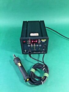 Pace MBT 250 Rework De soldering Station PPS-85 power supply w/ SX-80 Iron
