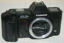 Chinon CP-7m - 35mm SLR Film Camera Body - Spares Or Repair