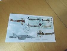 canada first day stamp cover 1989 air forces