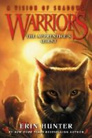 Partial Set Series Lot of 4 Warriors: Vision of Shadows books by Erin Hunter 1-4