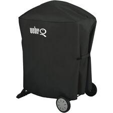 Weber Q 7113 Premium Full Length Grill Cover For Q1000 & Q2000 Series Grills