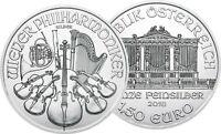 Österreich 1,5 Euro 2018 Wiener Philharmoniker Silbermünze 1 Oz