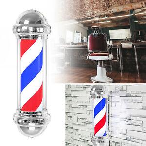 2x Colour Barber Shop Hair Salon Pole Window Wall Door Vinyl Decal Sticker Signs