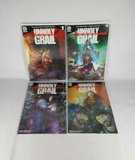 Aftershock Unholy Grail #1, #2, #3, #4 High Grade Set Lot - Free Shipping