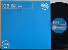 "JOY-GRANT PLANT ""Sweet Drops"" EXC 2002 MOONSHINE-BLUE 12"" Psy-Trance//Prog House"