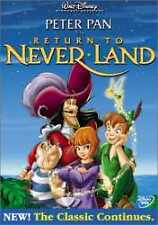 PETER PAN 2 : RETURN TO NEVERLAND - DISNEY Walt - DVD