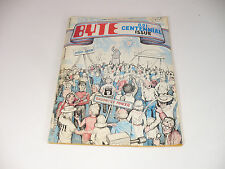 VINTAGE BYTE MAGAZINE SEPT. 1978, 0.01-CENTENNIAL ISSUE