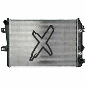 Replacement Radiator Direct-Fit 2006-2010 GM 6.6L Duramax X-TRA Cool XD297 XDP