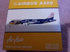 Phoenix 1/400 Airbus A-320, 9M-AFW, Air Asia, Limited-Wiliams, very rare